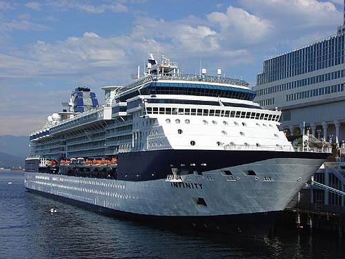 Reviews of celebrity infinity alaska cruise